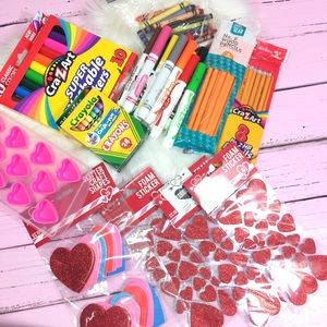 Other - Kids arts and crafts crayola and craft bundle